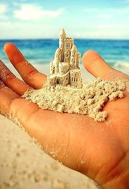 Sand Castle, Dominican Republic