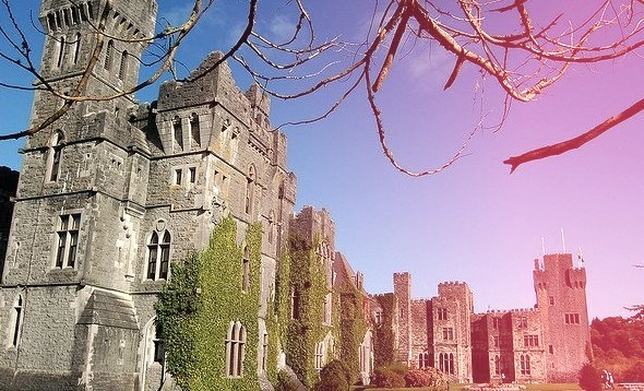 Ashford Castle is a medieval castle near Cong in County Mayo, IrelandTravel infos/Accomodation: https://www.ashford.ie/index.php