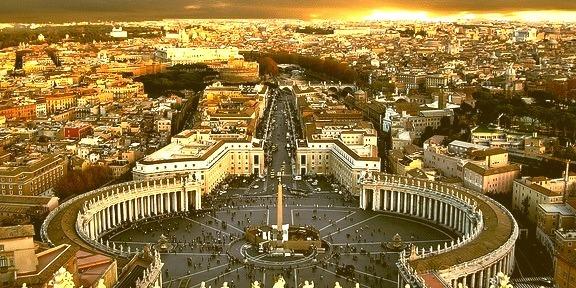 Piazza San Pietro - Vatican City.