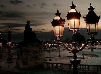 Place de la Courde, Paris France