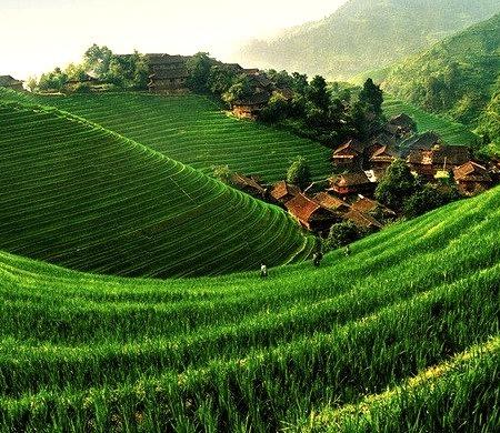 Ancient Village, China
