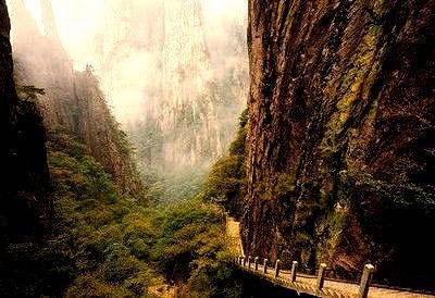 Mountain Trail, China
