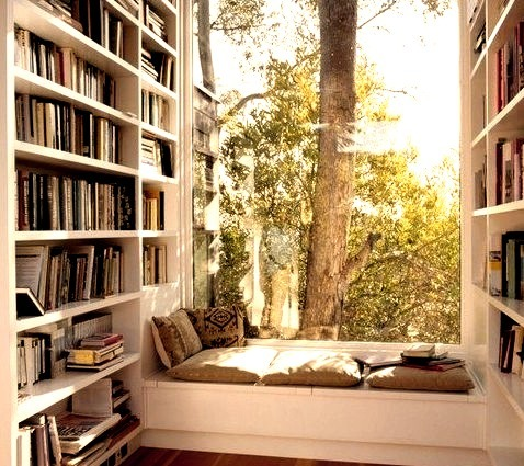 Reading Alcove, San Diego, California