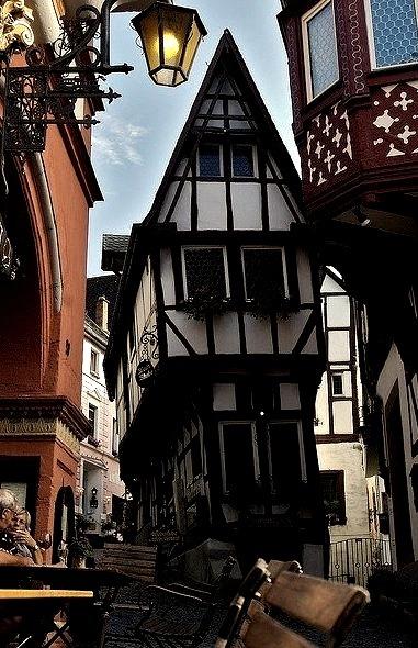 Medieval House, Bernkastel-Kues, Germany