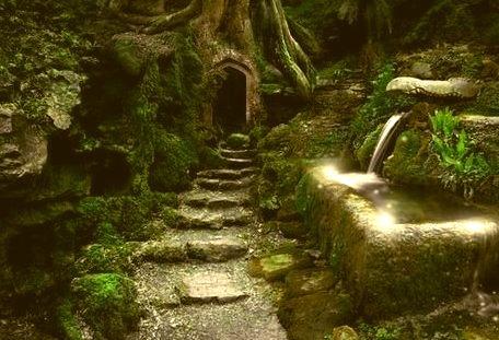 Stone Path, Rivendell