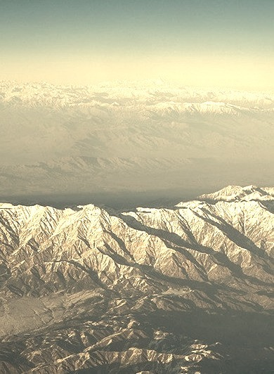 Hindu Kush (Mountain Range), Afghanistan/Pakistan