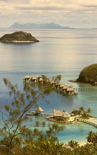 Likuliku Lagoon Resort / Fiji Islands