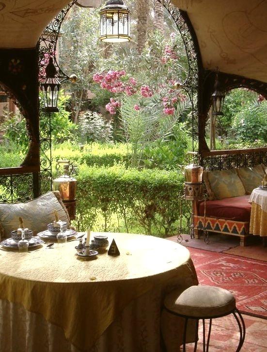 Riad Lamane Hotel in Zagora / Morocco